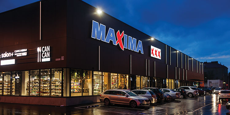 Maxima XXX PC Vilniuje